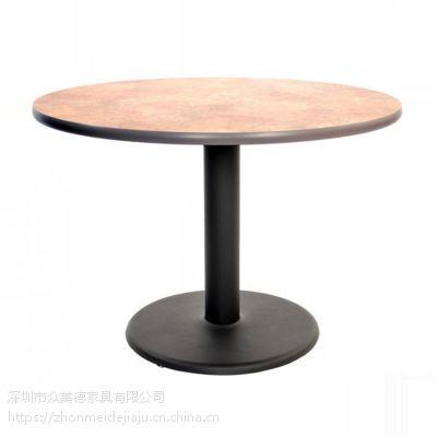 定做各类餐饮家具,酒店大圆桌,北欧实木圆桌,包房10人圆桌带转盘找众美德