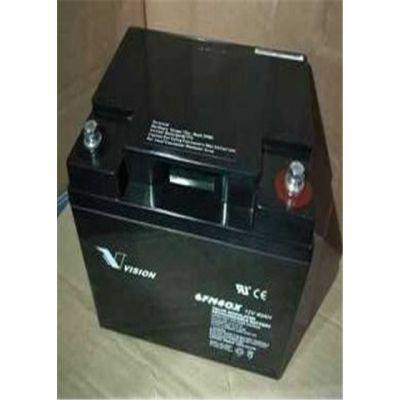 威神蓄电池 VISION蓄电池 6FM38-X 12V38AH专卖店