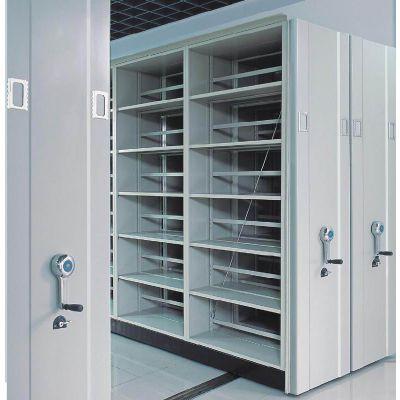 贵溪专业生产密集架 会计密集柜 档案柜 熊猫牌手摇密集架