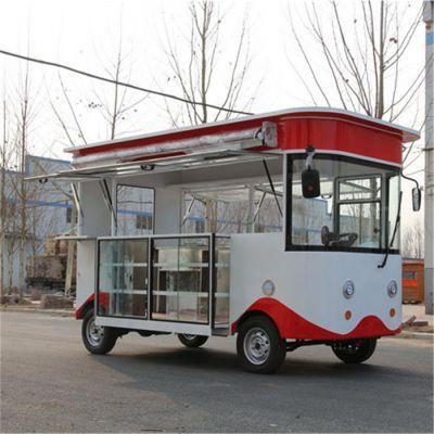 鸡蛋灌饼早餐车-早餐车-钱阁车业