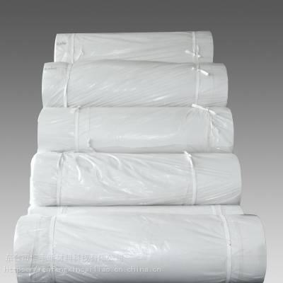 厂家直销路面专用高性能聚酯防裂布 长丝聚酯纤维布 高性能聚酯布 防水基布