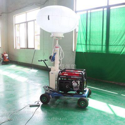 工地施工救援工程照明车 多功能应急照明车厂家 亮度高