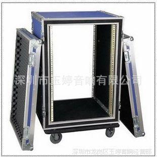 16U防震航空箱机箱 ,航空机柜,功放机柜