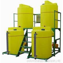 灌溉施肥加药箱 1000L搅拌桶厂家