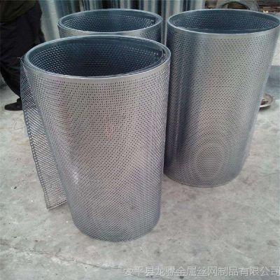 镀锌冲孔网厂 喷塑冲孔网 吸声穿孔板