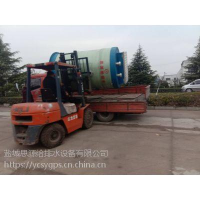 赣州市一体化雨水、污水提升泵站采购清单