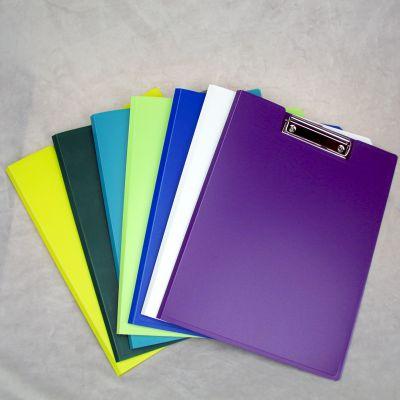 a4塑料板夹 书写记事夹 pp文件夹 菜单夹 票据夹 资料夹
