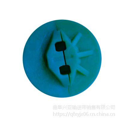 耐酸碱盘片品质好 圆管式输送机