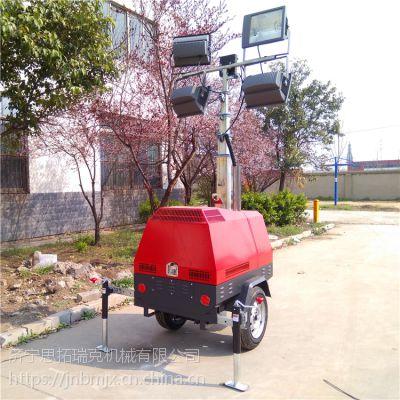 发往海外的移动照明车 工程照明车价格 移动照明灯塔厂家供应