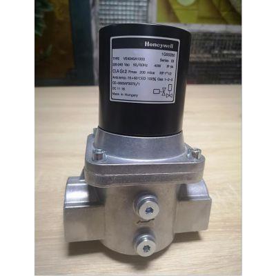 霍尼韦尔原装电磁阀DN40燃烧机电磁阀VE4040A1003