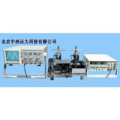 中西DYP 非挂线式动态杨氏模量测量仪 型号:NJHB-DY-D99库号:M403851
