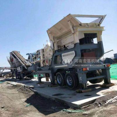 移动式建筑垃圾粉碎机,快速盈利的优质方案