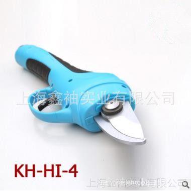 KOHAM电动嘉航3公分果枝剪KH-HI-4电动修枝剪刀 36V苹果树修枝剪