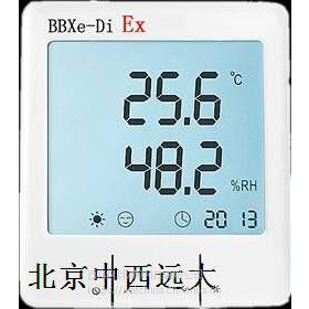 中西 防爆温湿度计/防爆温湿度表 型号:NA511-BBXe-Di库号:M23493