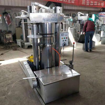 大型液压榨油机 260液压榨油机 作坊用液压香油机快速出油