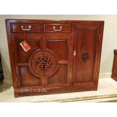 古典中式实木1/G,祥瑞鞋柜