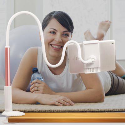 懒人手机平板支架 新款桌面多功能创意ipad床头通用平板电脑支架