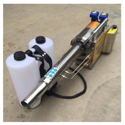新款大棚弥雾机 生产打雾机 生产高效烟雾机价格