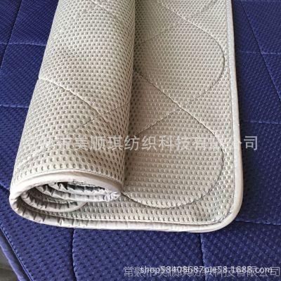 3d透气网布垫,单人床垫,榻榻米单人垫,纯3d床垫 褥垫