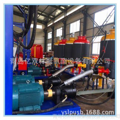 聚氨酯建材保温板发泡机器 聚氨酯免清洗发泡机(无气自洁式)