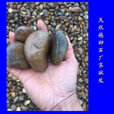 天然鹅卵石厂家批发多少钱一车呢 广东哪里有鹅卵石出售 小石头图片