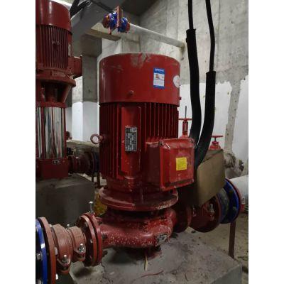 消防泵消防水泵XBD11.6/40-L喷淋泵厂家,消防增压水泵XBD11.4/40-L室内消火栓泵