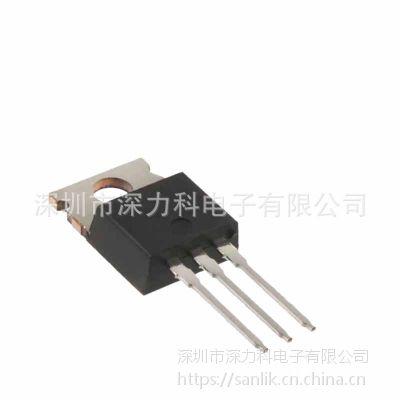 IRF820A原装 500V 2.5A 50W 直插TO-220 N沟道 功率场效应晶体管