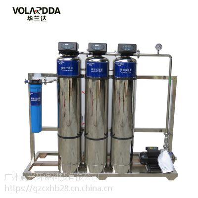 晨兴设计生产山泉水净水设备 六级净化 超滤去除细菌 消毒系统