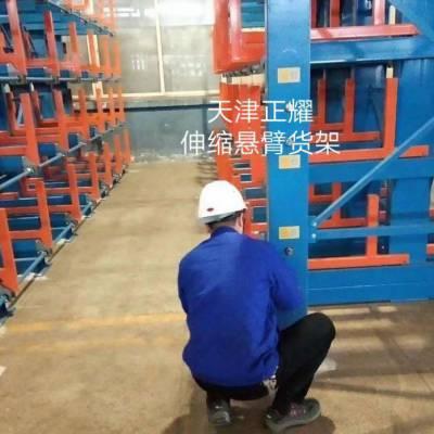 上海重型钢板存储方法 抽屉式货架图片 托盘式板材架