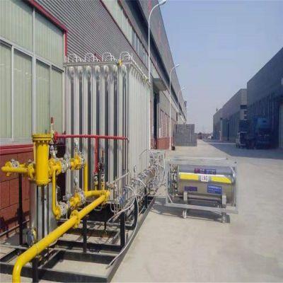 卸车金属软管定制 槽车金属管规格 LNG导液软管型号