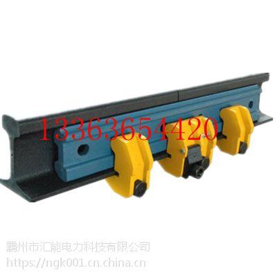 钢轨加固器钢轨无孔夹紧装置接头夹紧器夹具汇能