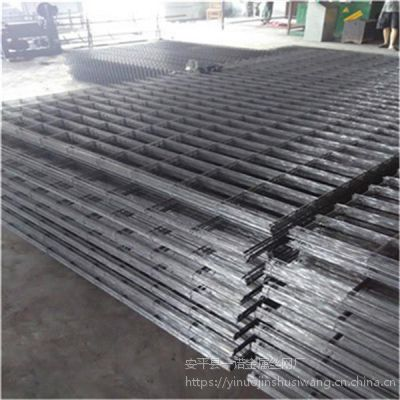 南阳5mm楼顶浇筑钢筋网片——1*2米光圆焊接钢筋网片一诺按吨报价