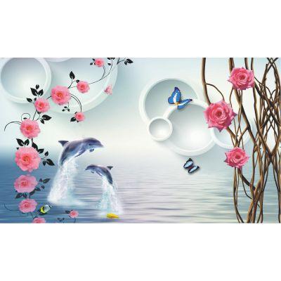 YIJIAN YUNSHU墙布THE PARADISE环素ENCIRCLE原素墙布HS标准无缝墙布