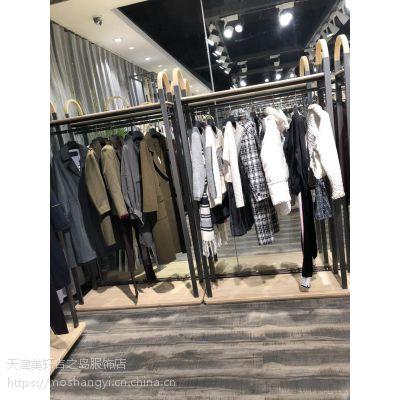 深圳知名品牌赫斯特便宜外贸女装批发进货渠道