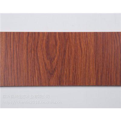 山东石塑板厂家 竹木纤维集成墙板生态木浮雕板