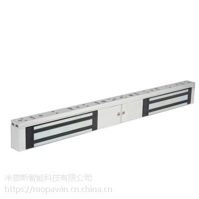 广东蕙立智能普通开关量磁力玻璃门锁 双门电磁锁 智能电子锁