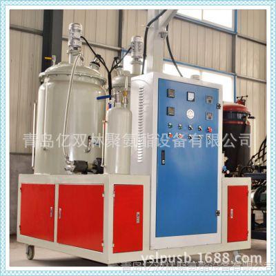 聚氨酯注浆机 PU发泡机设备厂,发泡机,山东亿双林pu设备厂