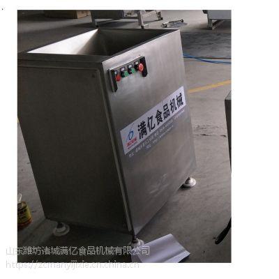 肉类绞肉机 不锈钢多功能冻肉绞肉机 商用鲜肉搅碎机