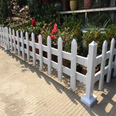 园区花池护栏 公园草坪小栏杆 公路绿化带防护栏