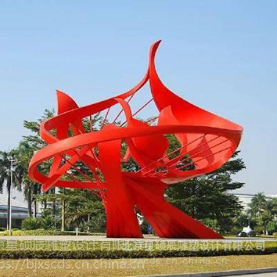 繁荣的城市不断更新发展的时代,雕塑公司定制 酒店家居不锈钢雕塑 摆件欧式抽象 电镀金属工艺品城市环