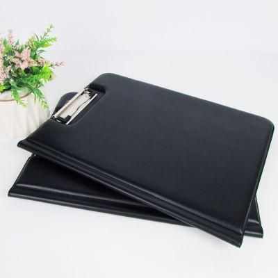 多功能PVC文件夹 PVC面电压文件夹 经理夹 垫板夹