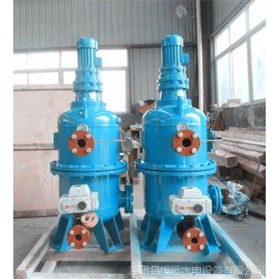 电厂自动控制滤水器ZLSG-200GII全自动滤水器厂家
