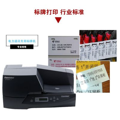 佳能丽标C-330P阀门通讯挂牌打印机