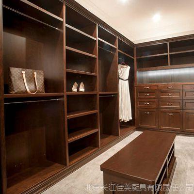 专业定制 实木衣柜 衣帽间 移门衣柜 儿童房衣柜支持来样加工