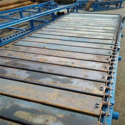 链板输送机的故障排除方法加厚 耐高温链板输送机型号厂家直销