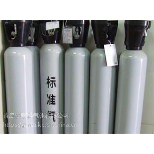 长期销售二氧化碳标准气体 氮气平衡气 2000ppm