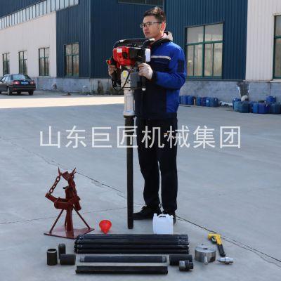 巨匠机械现货供应QTZ-3型地质钻探钻机土样取样勘探钻机