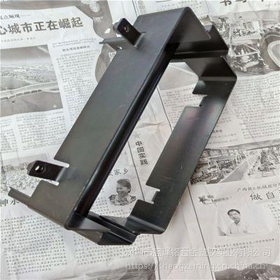 镀锌加工 铁材五金电镀环保黑锌 金属电镀锌表面处理