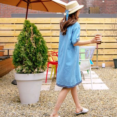 羽纱国际女装品牌大全尾货折扣 注释品牌女装尾货棕色针织衫