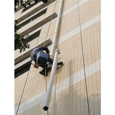 外墙安装瓷砖-合川草街外墙安装-洁万家高空维修公司(查看)